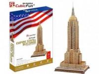 Empire State Building (puzzle 3D) - zdjęcie zabawki, gry