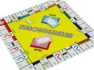 Eurobiznes. Monopol - zdjęcie zabawki, gry
