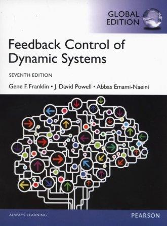 Feedback Control of Dynamic Systems - okładka książki