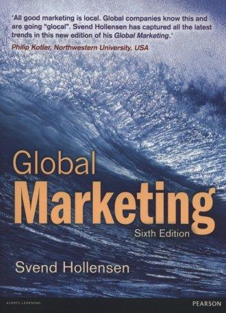 Global Marketing - okładka książki