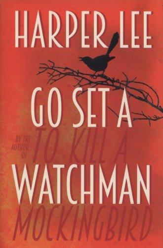 Go Set A Watchman - okładka książki
