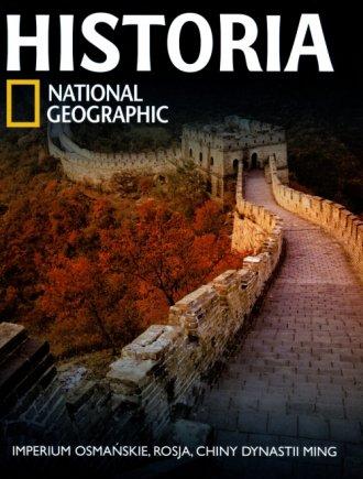 Historia National Geographic. Tom - okładka książki