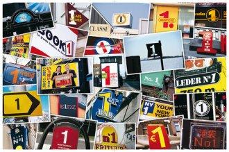 Jedynki (puzzle 1000-elem.) - zdjęcie zabawki, gry