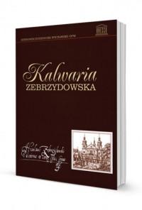 Kalwaria Zebrzydowska - okładka książki