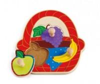 Koszyk piknikowych owoców - zdjęcie zabawki, gry