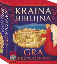 Kraina Biblijna. Edukacyjna gra dla dzieci - pudełko programu