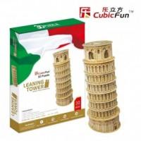 Krzywa Wieża w Pizie (puzzle 3D) - zdjęcie zabawki, gry