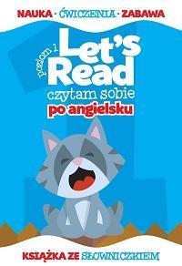 Lets read. Czytam sobie po angielsku. - okładka podręcznika