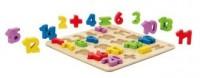 Liczby - zdjęcie zabawki, gry