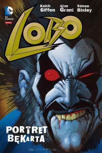 Lobo. Portret bękarta - okładka książki