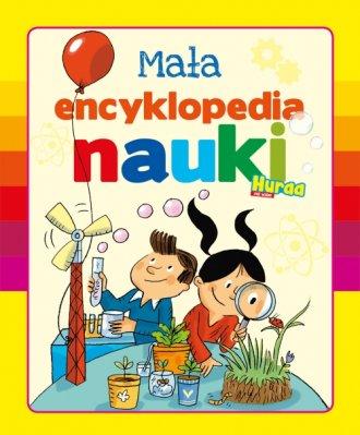 Mała encyklopedia nauki - okładka książki