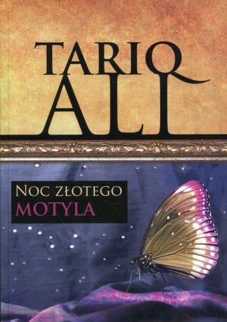 Noc złotego motyla - okładka książki