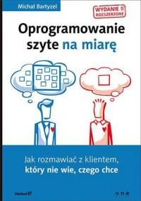 Oprogramowanie szyte na miarę. - okładka książki