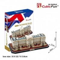 Pałac Buckingham (puzzle 3D) - zdjęcie zabawki, gry