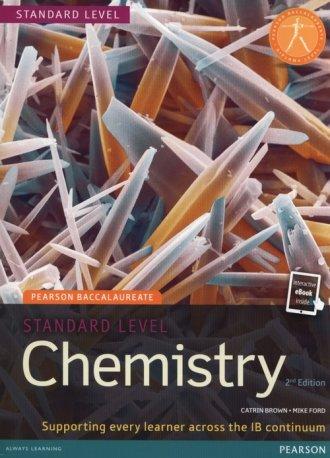 Pearson Baccalaureate. Chemistry. - okładka książki
