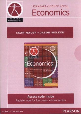 Pearson Baccalaureate. Economics. - okładka książki