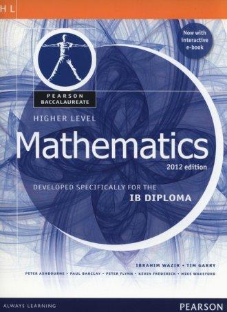 Pearson Baccalaureate Higher Level. - okładka książki