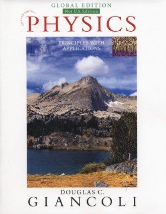 Physics Principles with Applications - okładka książki