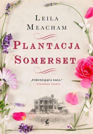Plantacja Somerset - okładka książki