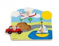 Podróż - zdjęcie zabawki, gry