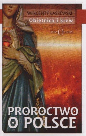 Proroctwo o Polsce - okładka książki