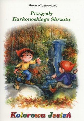 Przygody Karkonoskiego skrzata. - okładka książki