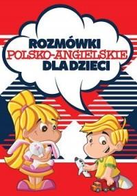 Rozmówki polsko-angielskie dla dzieci - okładka podręcznika