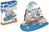 Santorini (puzzle 3D) - zdjęcie zabawki, gry