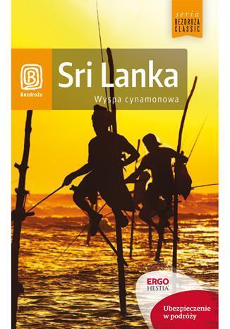 Sri Lanka. Wyspa cynamonowa - okładka książki