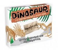 Styracosaurus i Velociraptor. Model - zdjęcie zabawki, gry