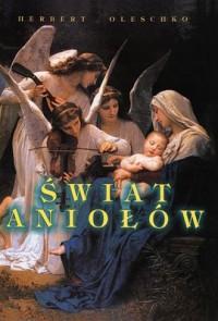 Świat aniołów - okładka książki