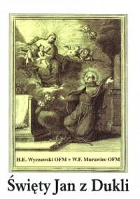 Święty Jan z Dukli - okładka książki