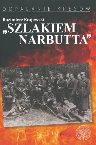 Szlakiem Narbutta. Organ Polskich - okładka książki