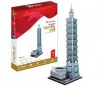 Taipei (puzzle 3D) - zdjęcie zabawki, gry