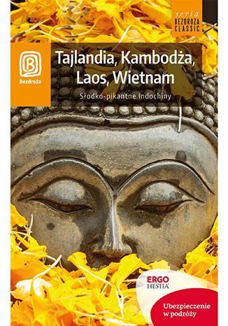 Tajlandia, Kambodża, Laos, Wietnam. - okładka książki