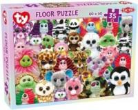Ty Beanie Boos (puzzle maxi 35-elem.) - zdjęcie zabawki, gry