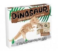 Tyrannosaurus Rex. Model - zdjęcie zabawki, gry