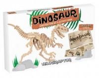 Velociraptor duży. Model - zdjęcie zabawki, gry