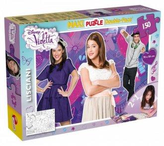 Violetta (puzzle dwustronne maxi - zdjęcie zabawki, gry