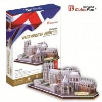 Westminster Abbey (puzzle 3D) - zdjęcie zabawki, gry