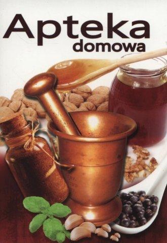 Apteka domowa - okładka książki