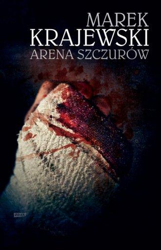 Arena szczurów - okładka książki