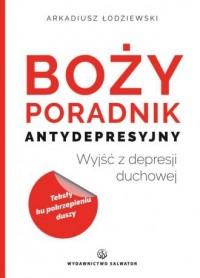 Boży poradnik antydepresyjny - - okładka książki
