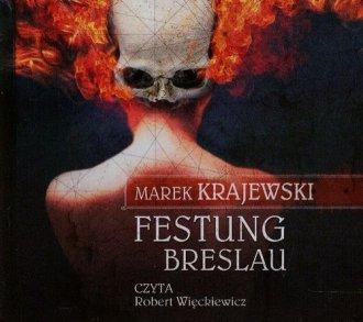 Festung Breslau (CD mp3) - pudełko audiobooku