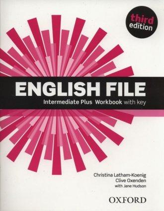 English File. Intermediate Plus - okładka podręcznika