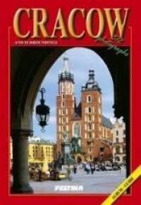 Kraków i okolice (wersja ang.) - okładka książki