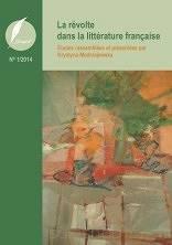 Literaport Revue annuelle de la - okładka książki