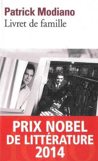 Livret de famille - okładka książki