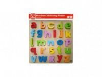 Małe litery (puzzle) - zdjęcie zabawki, gry