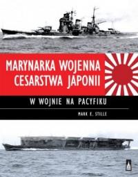 Marynarka Wojenna Cesarstwa Japonii - okładka książki